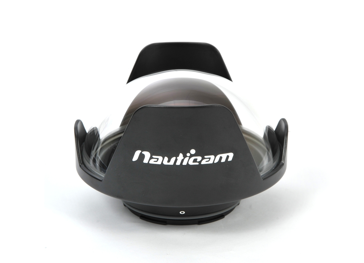 Nauticam 140mm glass dome