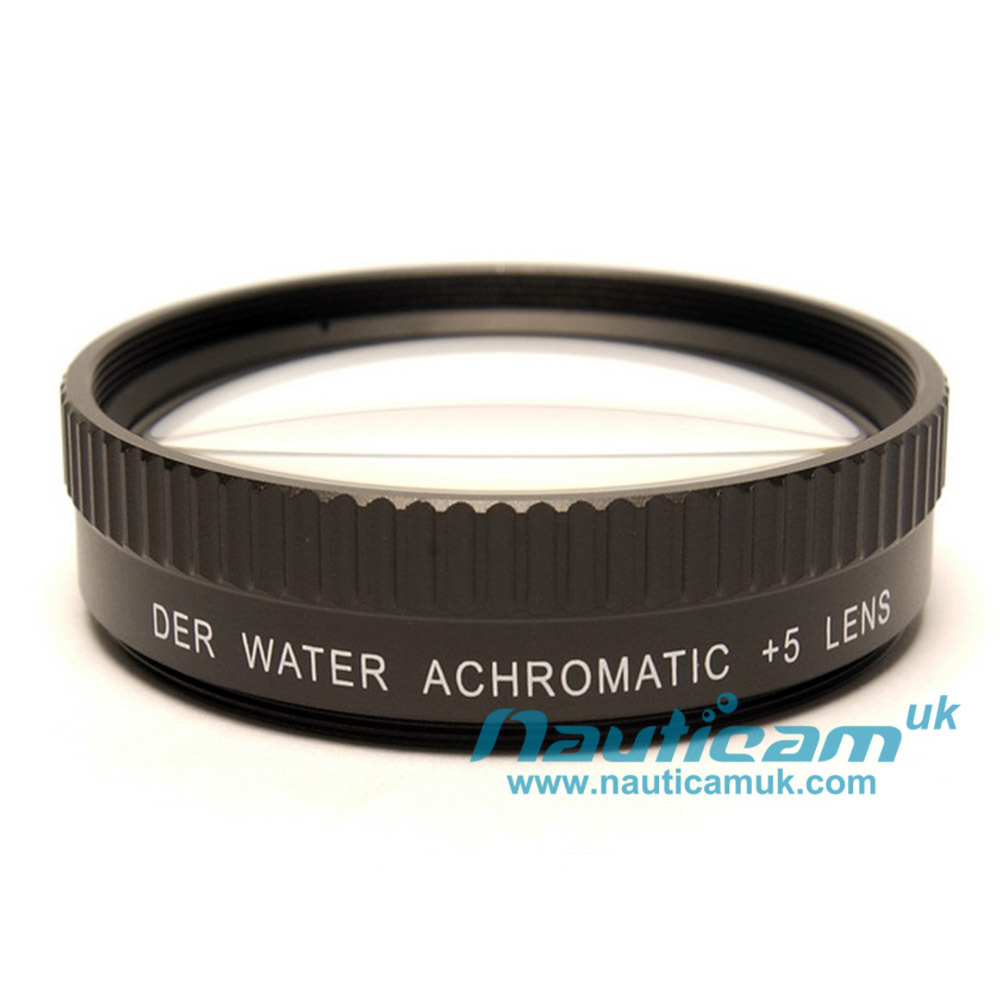 F.I.T. Pro 67mm thread Achromatic +5 wet lens