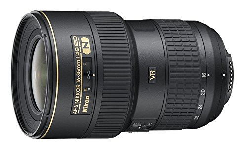 Nikkor 16-35mm f/4 (wide-angle zoom)