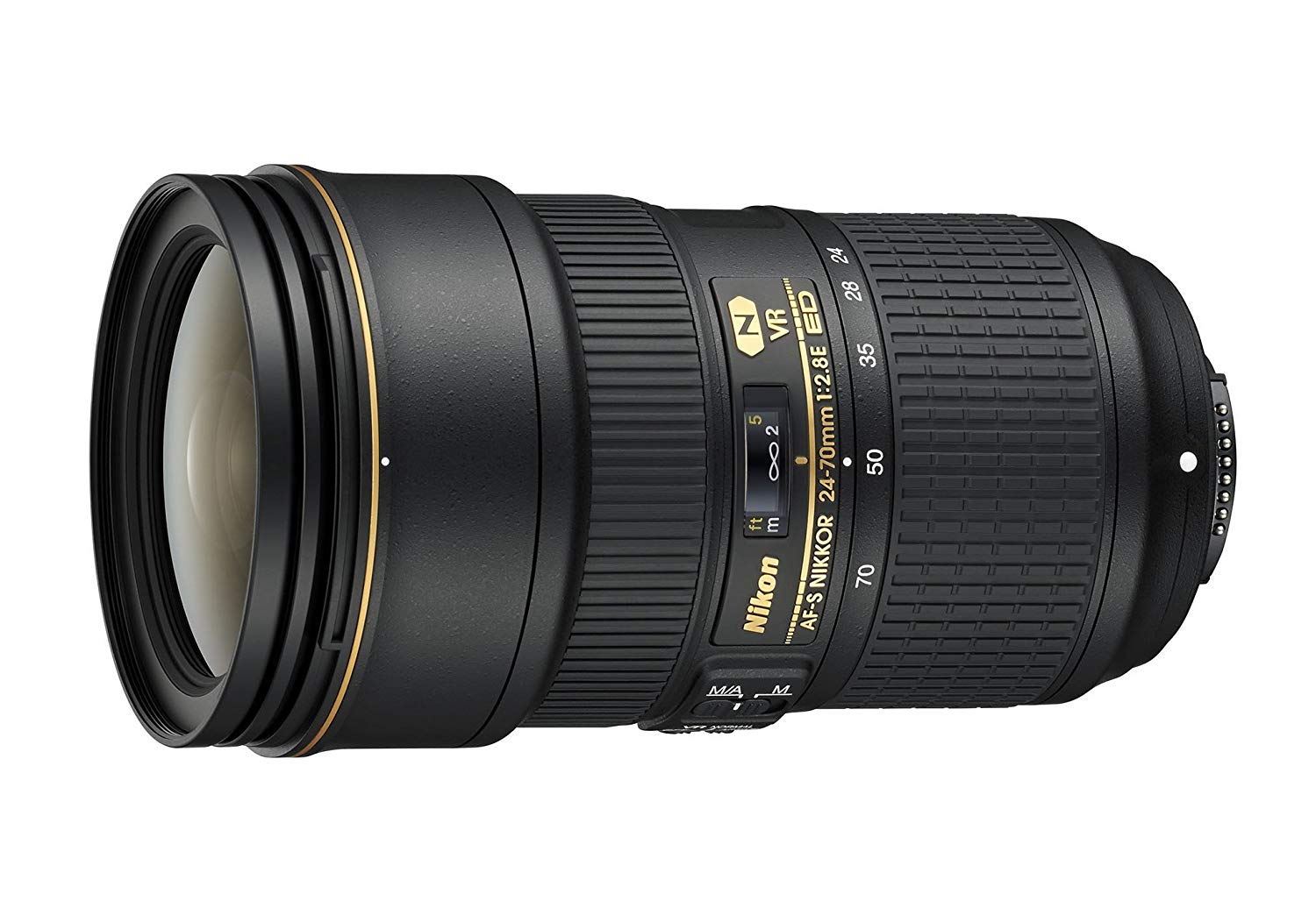Nikkor 24-70mm f/2.8 (Zoom)